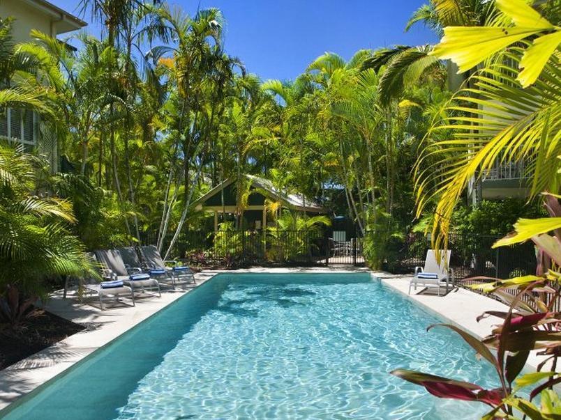 Noosa Outrigger Beach Resort - Hotell och Boende i Australien , Noosa