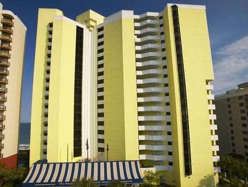 Breakers Resort Hotel - Hotel and accommodation in Usa in Myrtle Beach (SC)