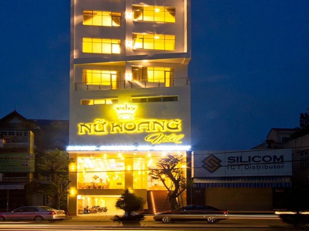 Queen Hotel Danang - Hotell och Boende i Vietnam , Da Nang