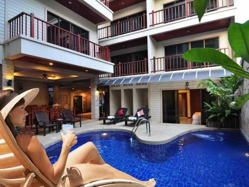 MT Hotel Patong - Hotels and Accommodation in Thailand, Asia