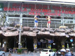 Casa Bonita Phuket - Hotellin ulkopuoli