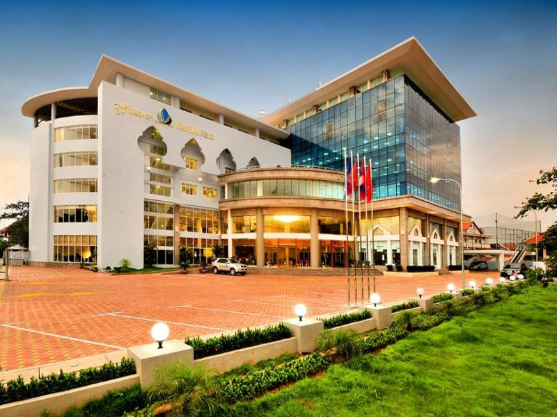 Vientiane Plaza Hotel - Hotels and Accommodation in Laos, Asia
