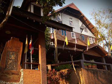 Papua Bhuka Hotel - Hotels and Accommodation in Thailand, Asia