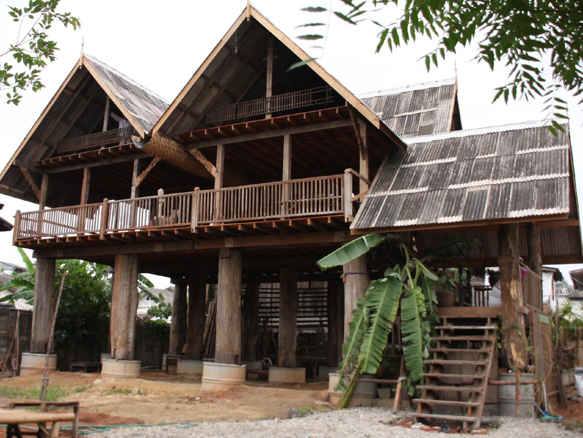 BaanBooLOo Guesthouse - Chiang Mai