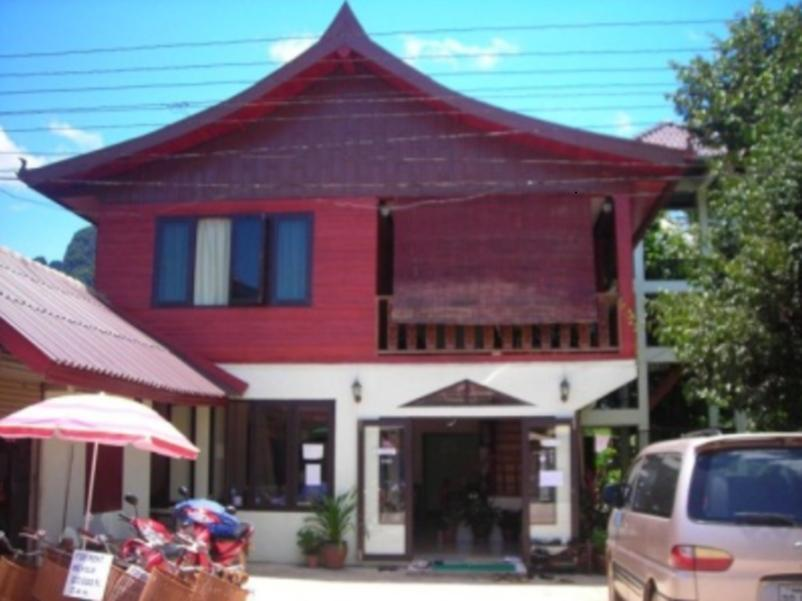 Souksomboun Guesthouse - Hotels and Accommodation in Laos, Asia