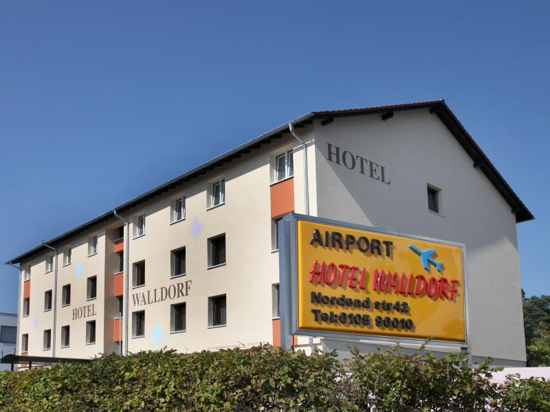 Airport Hotel Walldorf