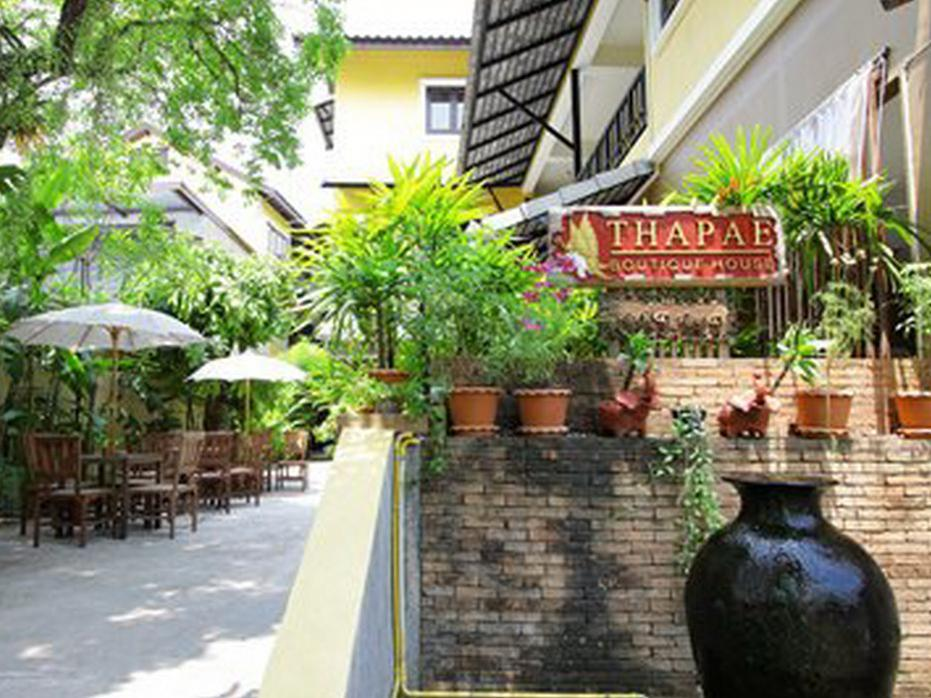 Thapae Boutique House - Hotels and Accommodation in Thailand, Asia