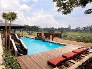 The Taman Dayu Club Pasuruan - Swimming Pool