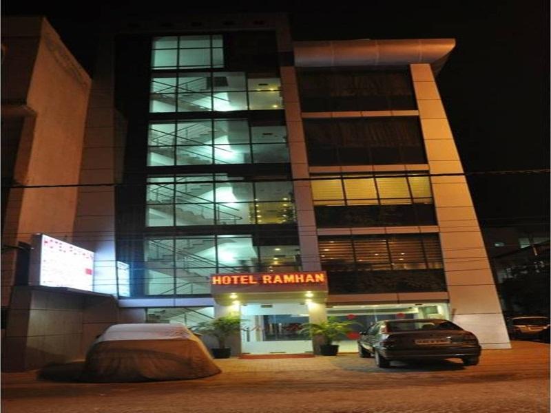 Ramhan - Hotell och Boende i Indien i New Delhi And NCR