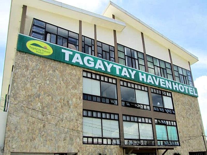 Tagaytay Haven Hotel - Mendez