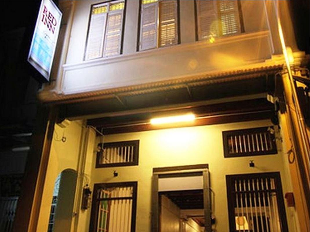 Red Inn Heritage Guesthouse - Hotels and Accommodation in Malaysia, Asia