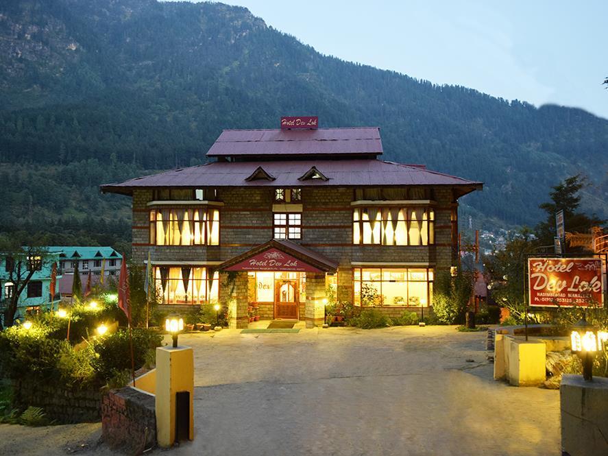 Hotel Devlok - Hotell och Boende i Indien i Manali