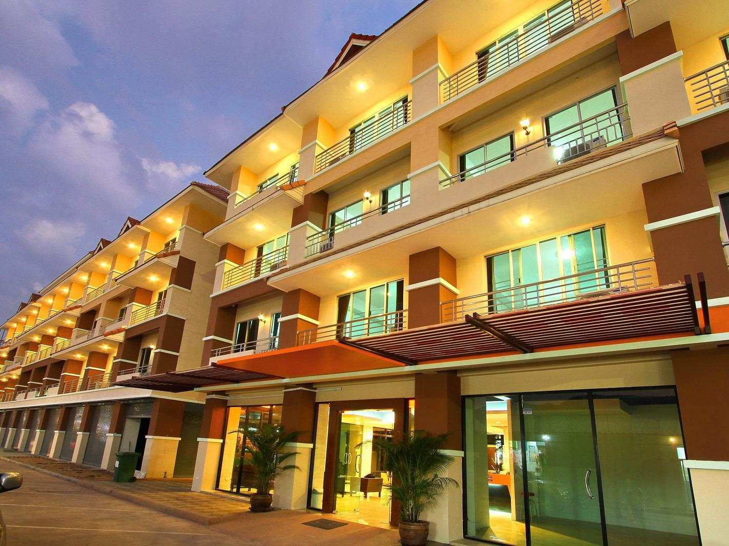 Malin Residence - Hotels and Accommodation in Thailand, Asia
