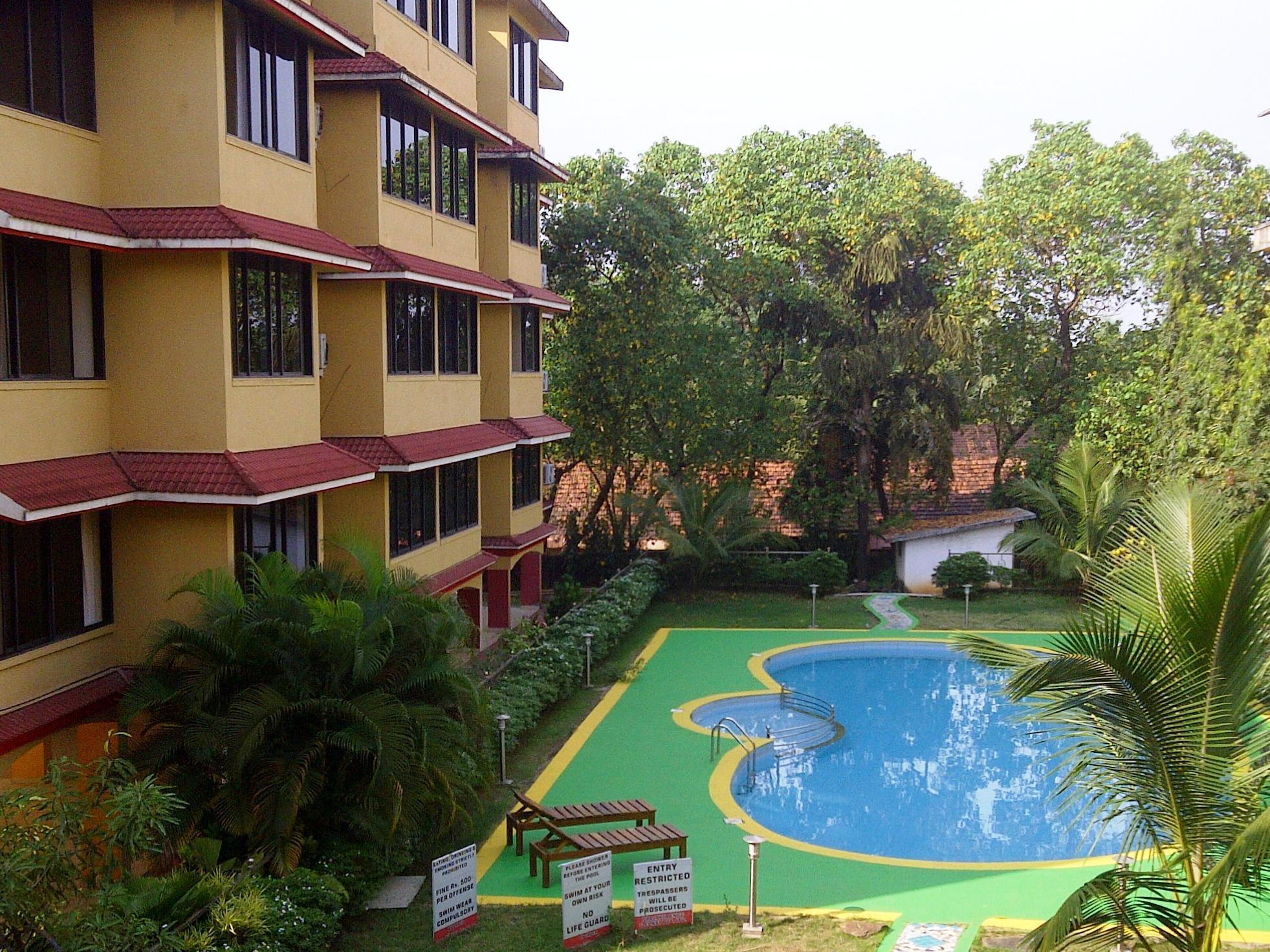 Omega Beach Resort - Hotell och Boende i Indien i Goa