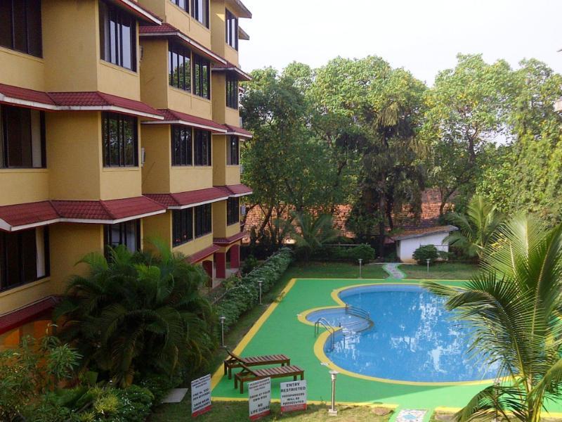 Omega Beach Resort North Goa