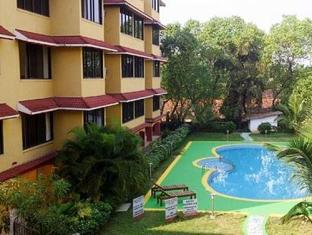 Omega Beach Resort Goa - Hotellet udefra