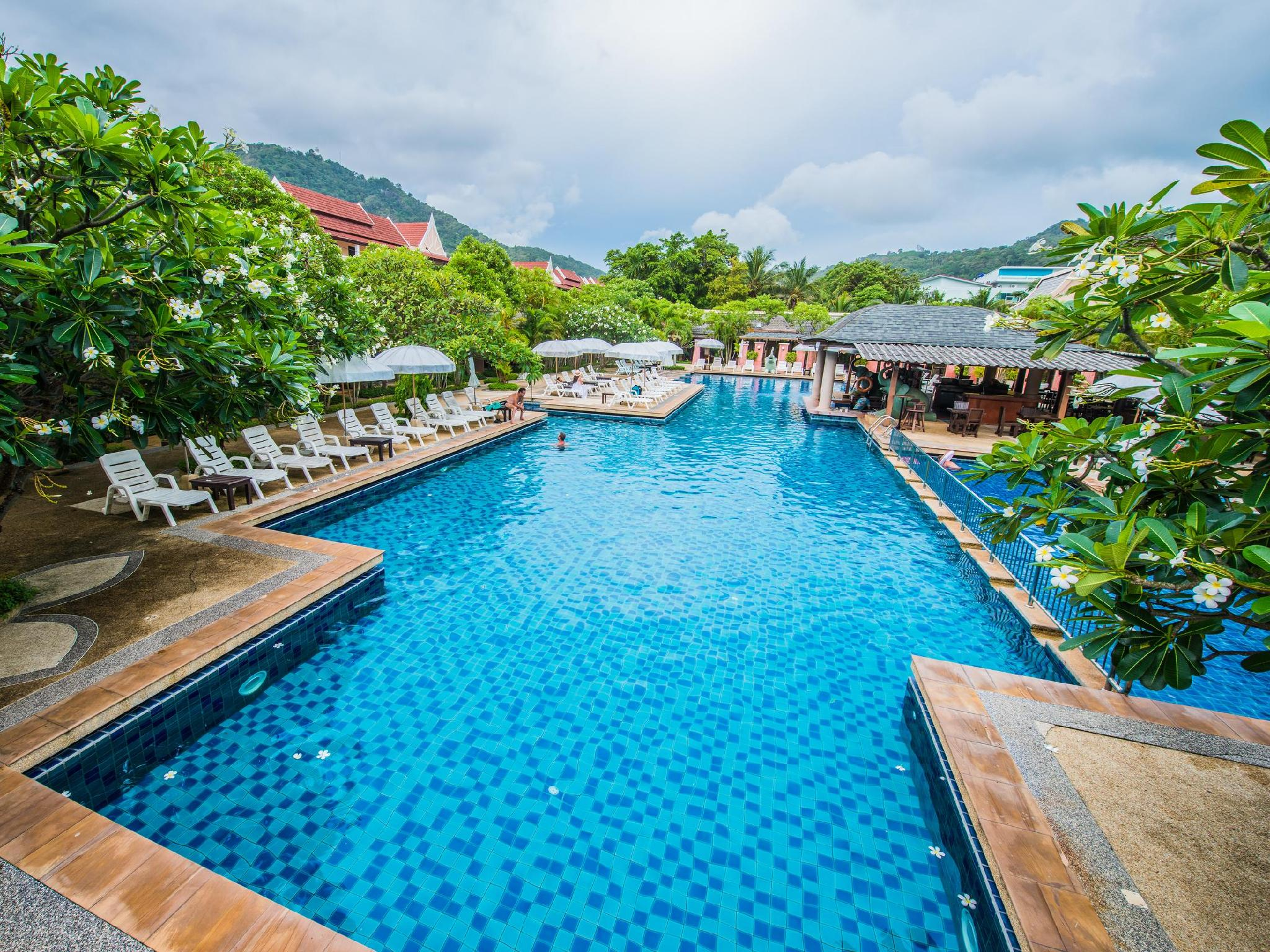 Kata Pool Lagoon Phuket - Interno dell'Hotel