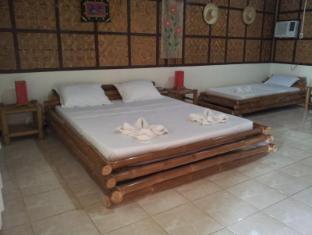 Villa Belza Resort Bohol - Konuk Odası