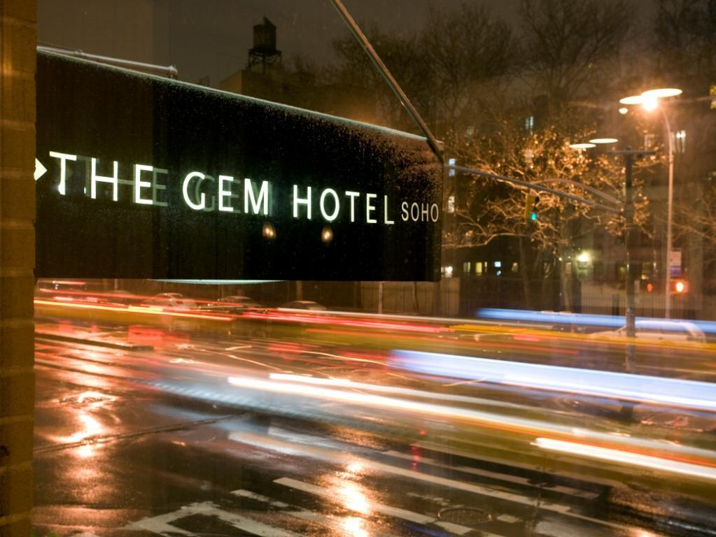 The GEM Hotel Soho