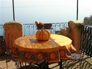 Paradiso di Manu Noli - Terrace over the Sea