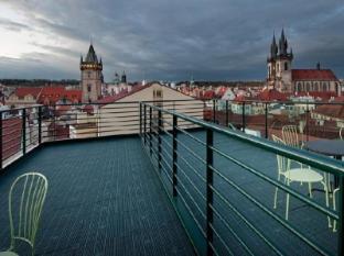 Residence Leon D'Oro Praag - Uitzicht