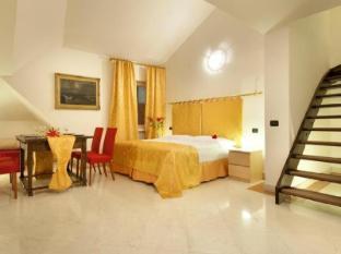 Residence Leon D'Oro Praag - Gastenkamer