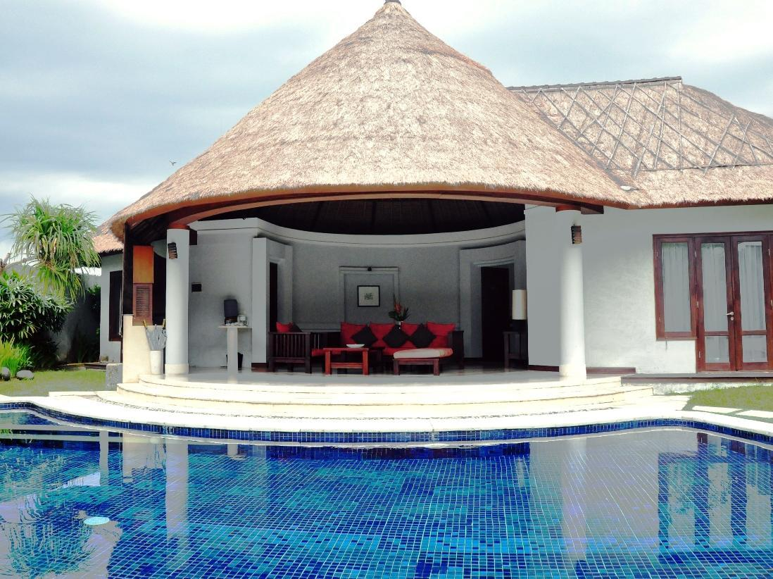 Hotell The Alam Villa