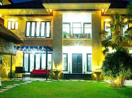 Hotell Kedis Bali Villa