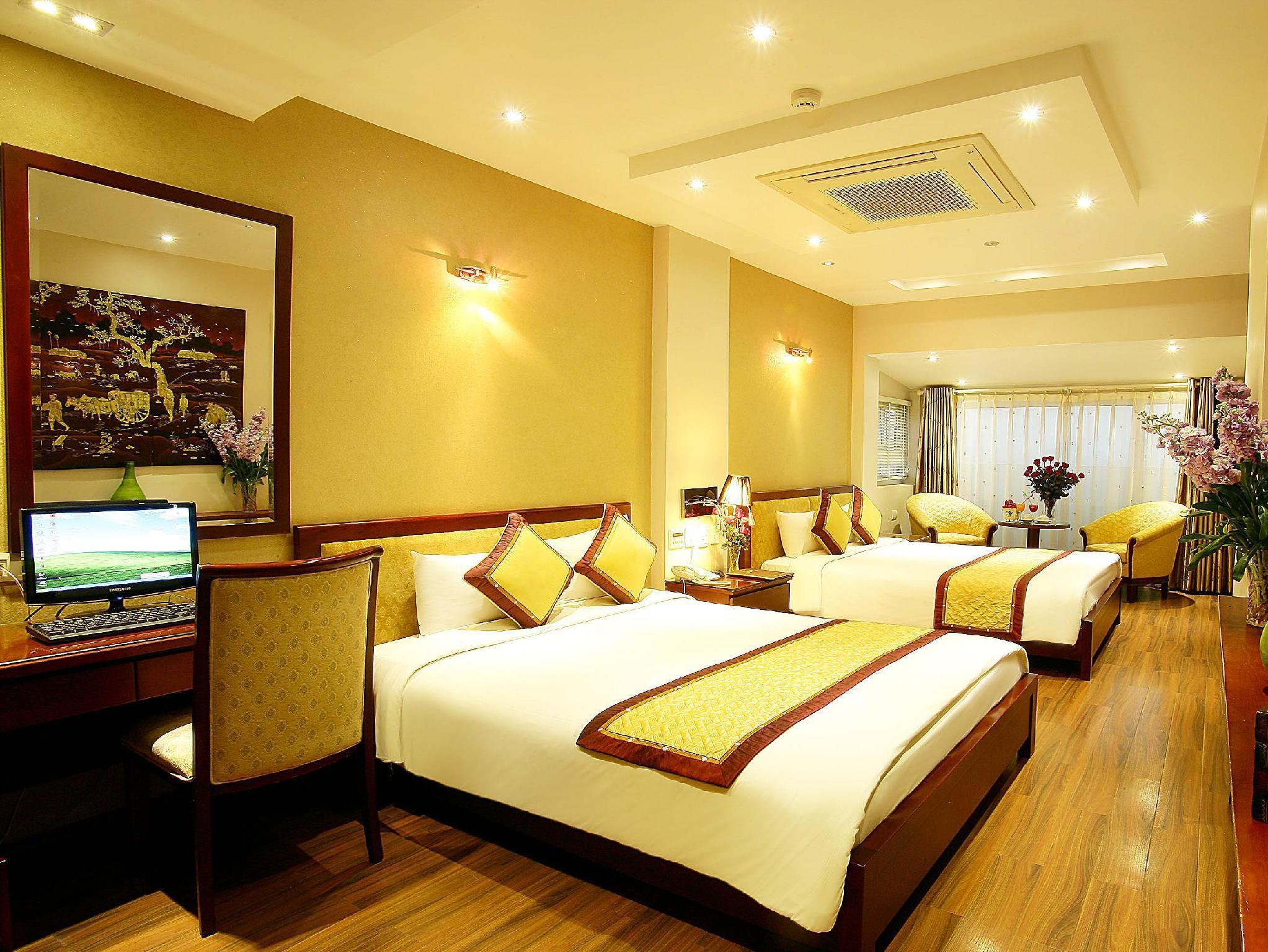 Hanoi View 2 Hotel – Ngo Si Lien - Hotell och Boende i Vietnam , Hanoi