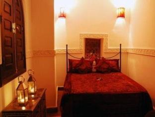 Riad la Perle de Marrakech Marrakesh - Gastenkamer