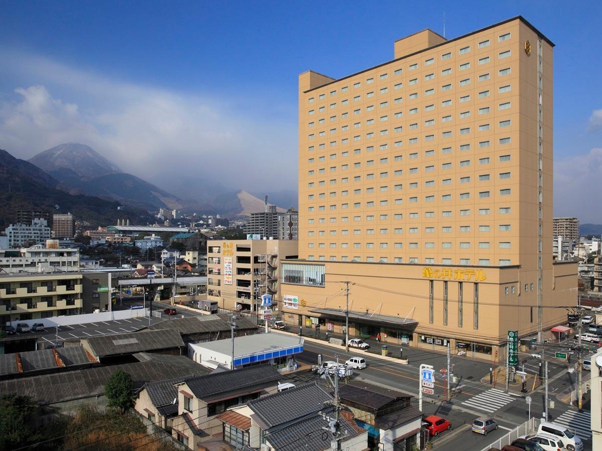 Beppu Kamenoi Hotel Oita / Beppu - Hotel Exterior