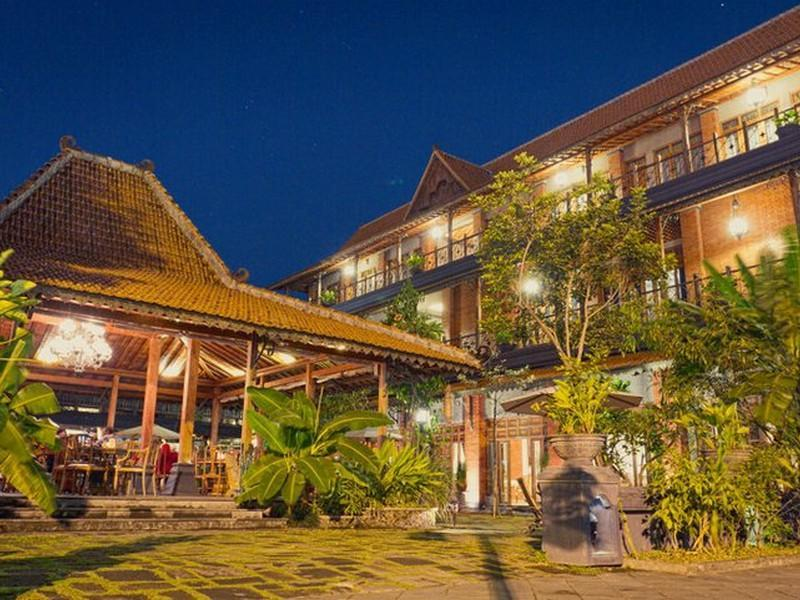 Omah Sinten Heritage Hotel - Hotels and Accommodation in Indonesia, Asia