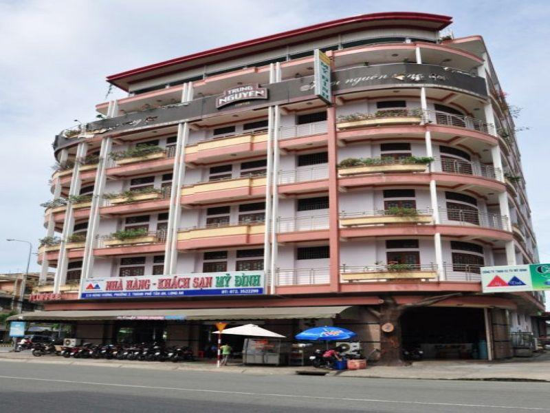 My Dinh Hotel Long An - Hotel Exterior