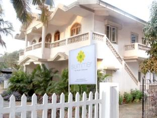 Summer Guest House North Goa - Hotel Exterior