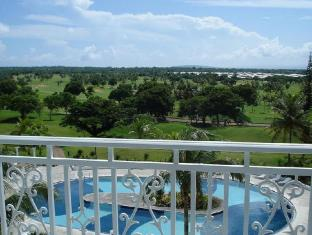 Starts Guam Golf Resort גואם - מרפסת
