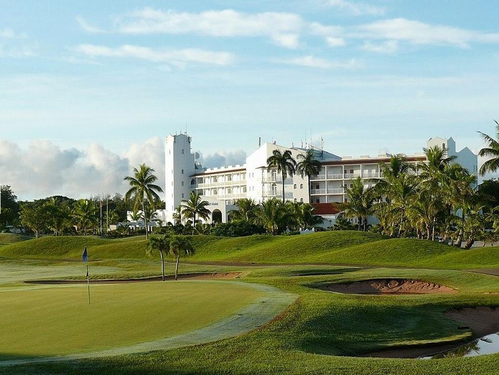 Starts Guam Golf Resort Guamas