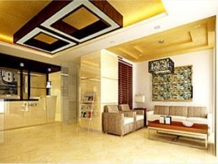 Super 8 Hotel Tianjin Guomin Tianjin - Lobby