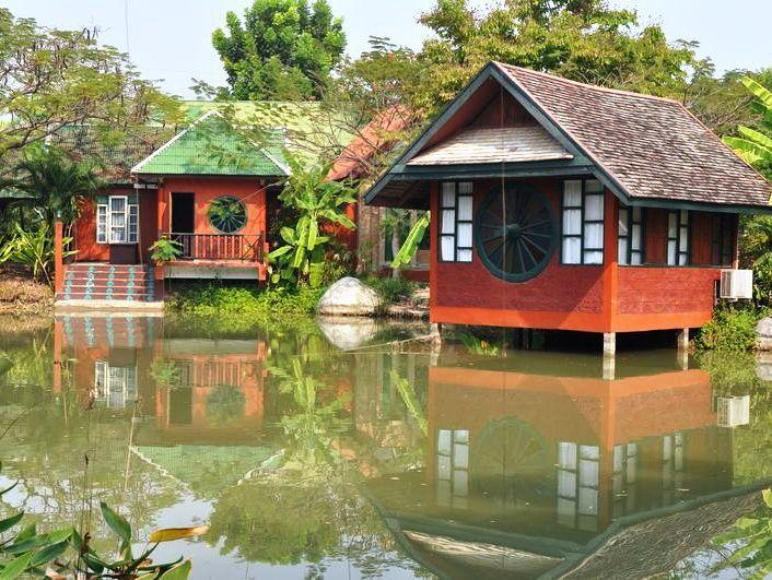 Viewdoi Art and Resort - Hotell och Boende i Thailand i Asien