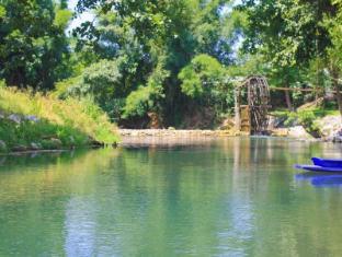 Watermill Resort Khao Yai - Creek around the resort