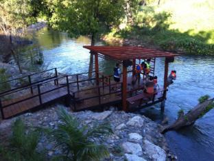 Watermill Resort Khao Yai - Swimming in the creek