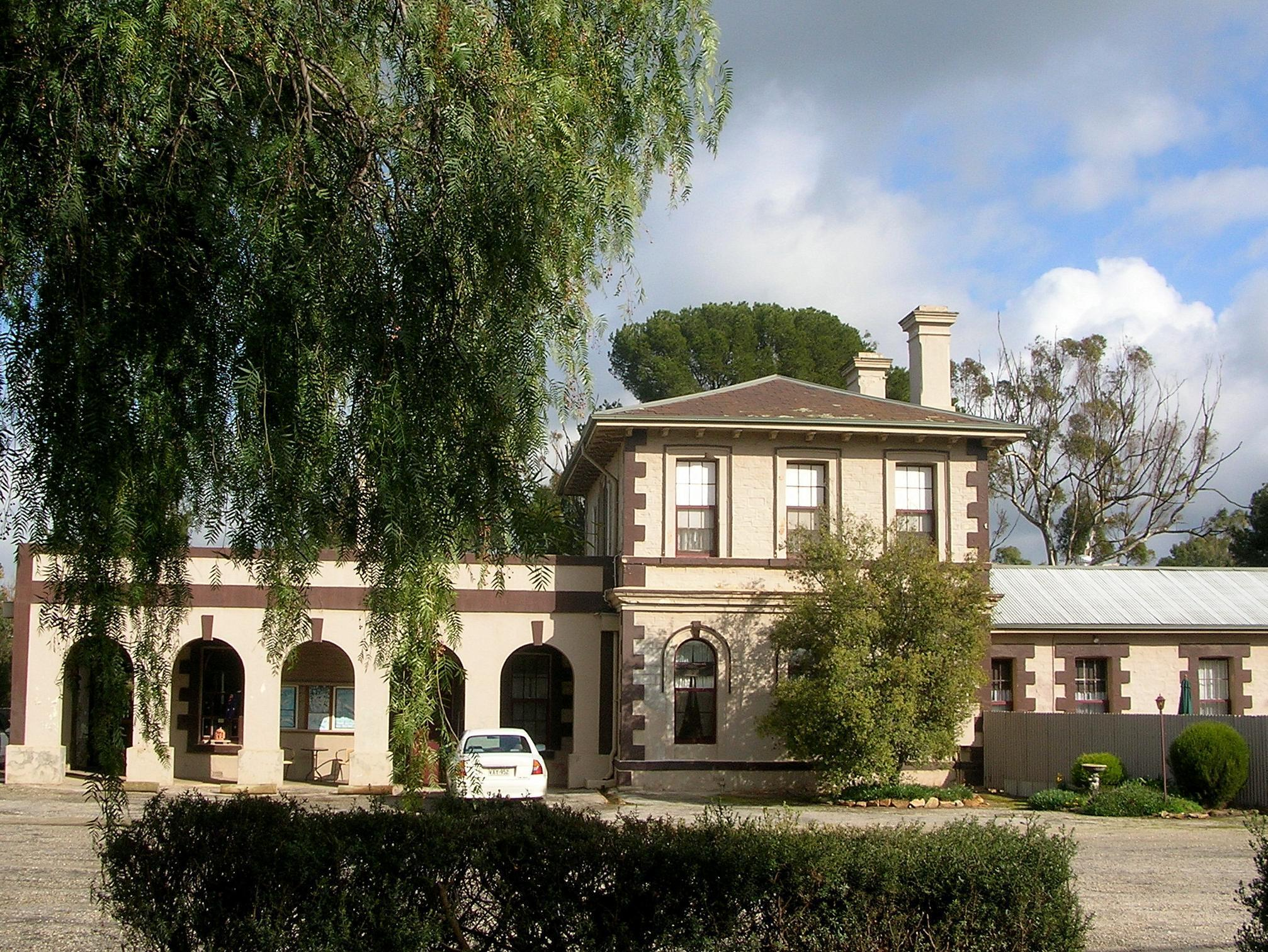 Kapunda Station Bed & Breakfast - Hotell och Boende i Australien , Barossa Valley