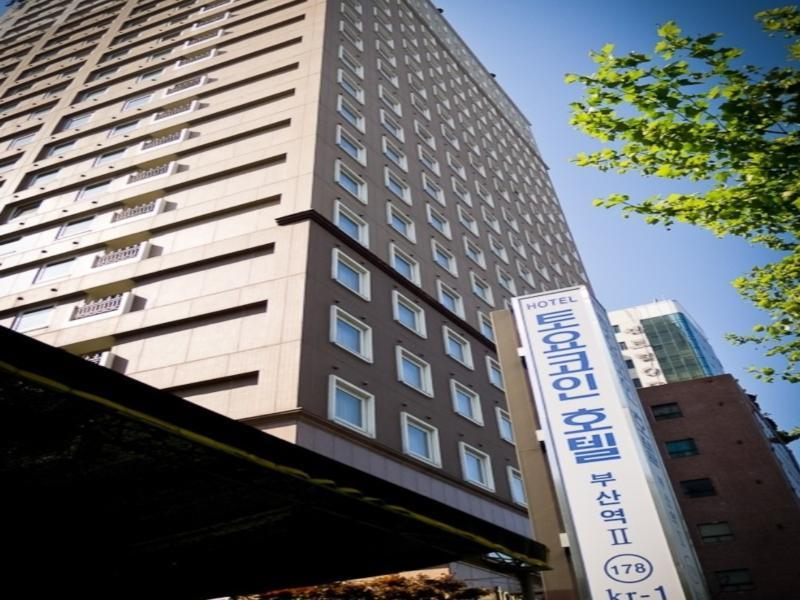 Toyoko Inn Busan Station2 - Hotels and Accommodation in South Korea, Asia