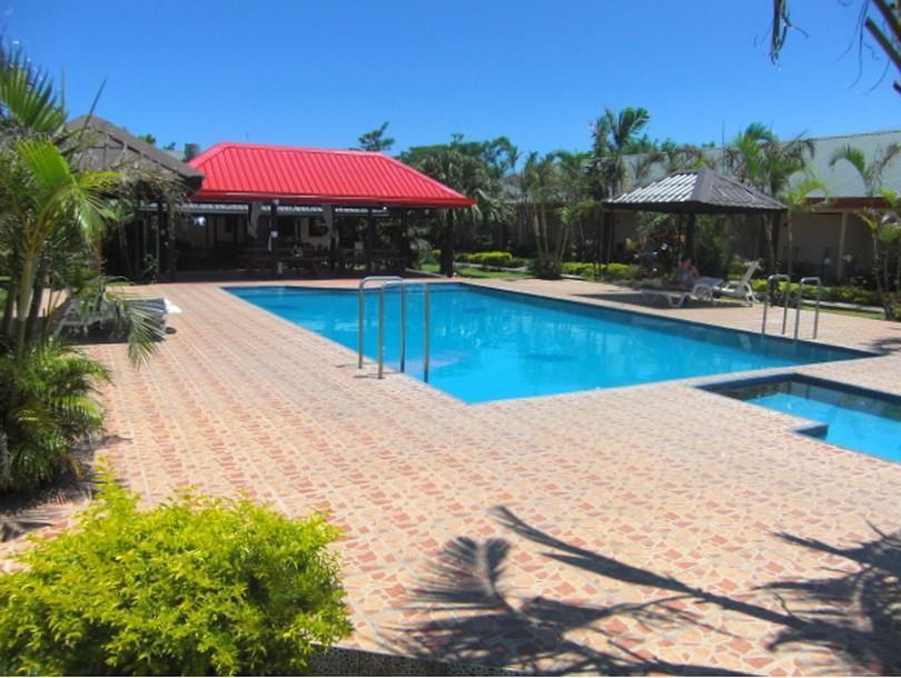 Wailoaloa Beach Resort - Hotell och Boende i Fiji i Stilla havet och Australien