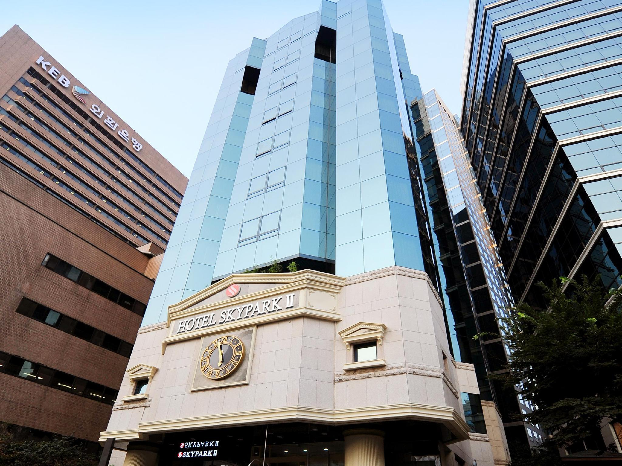 Hotel Skypark Myeongdong II - Hotels and Accommodation in South Korea, Asia