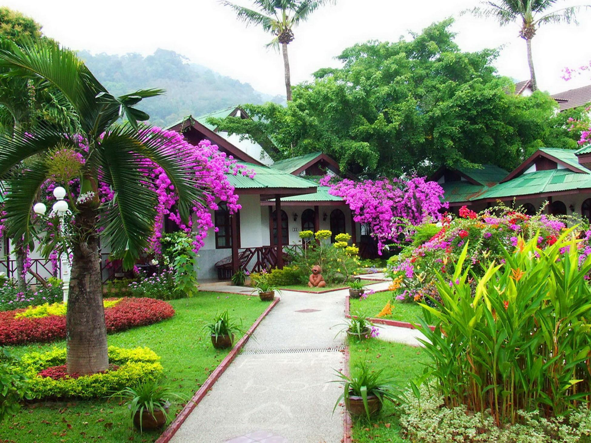 Eden Bungalow Resort - Hotels and Accommodation in Thailand, Asia