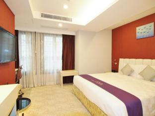 The Bauhinia Hotel - Central Hong Kong - Hotellihuone