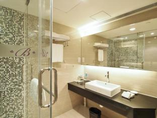 The Bauhinia Hotel - Central Hong Kong - Kamar Mandi