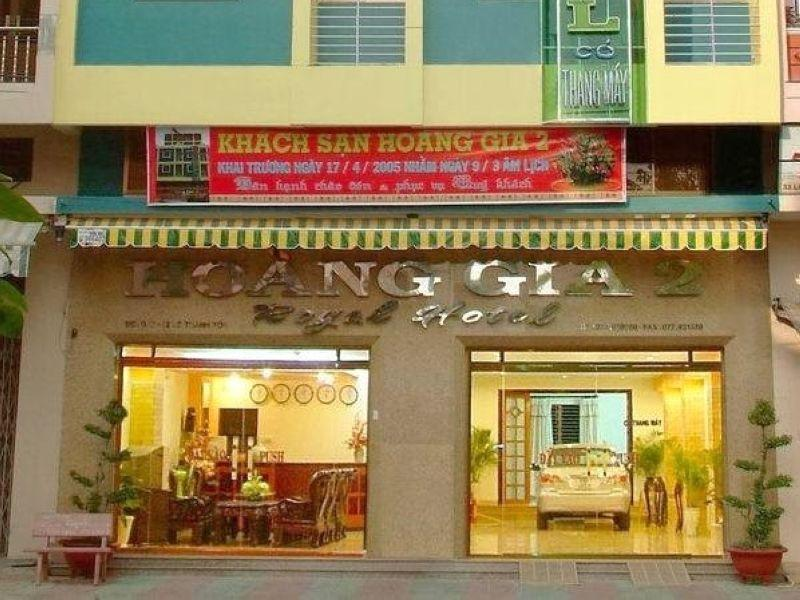 Hotell Hoang Gia 2 Hotel