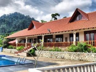Saufiville Resort @ Janda Baik Janda Baik - Hotel Facade