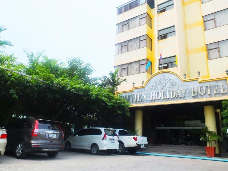 Jomtien Holiday Pattaya Hotel - Hotels and Accommodation in Thailand, Asia